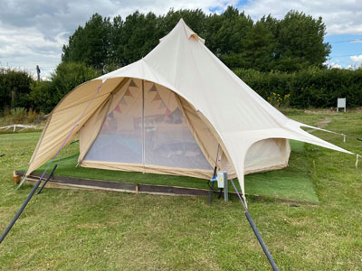Freckles Apple Bell Tent